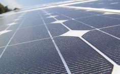 Estados Unidos quiere potenciar el uso de la energía solar de forma oficial