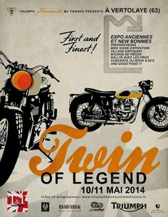 Twin of legend | Inazuma café racer