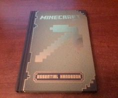 Minecraft : Essential Handbook by scholastic (2013, Hardcover)
