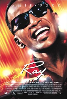 RAY (2004): The story of the life and career of the legendary rhythm and blues musician Ray Charles, from his humble beginnings in the South, where he went blind at age seven, to his meteoric rise to stardom during the 1950s and 1960s.