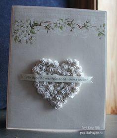 Kondolansekort februar 2016 sympathy cards  Papirer fra pion
