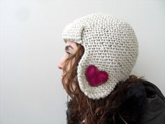 such a great design! pillot hat by smilingknitting