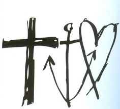 Faith, hope and love. by Oliver TCB