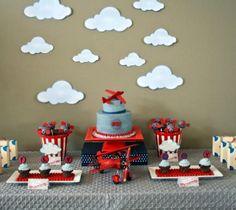 Take Off! An Airplane Themed Birthday Bash | Disney Baby