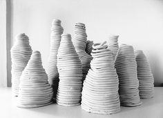 Layered Pots