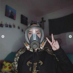 Gas Masks, Respirator Mask, Mask Girl, Mascaras, Masks
