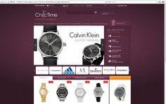 Chic-Time.com est un site e-commerce de vente de montres de luxe homme et femme basé sur la plateforme Prestashop. Notre travail a été de réaliser la refonte complète du thème ainsi que la conception de nouveaux modules pour favoriser une meilleure navigation des internautes.