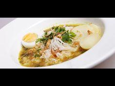 """Surinamese Saoto Soup Recipe"" ""Suriname Food Recipes""  https://www.youtube.com/user/MaharajaXpress"