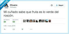 Cuñao y roscón Did You Know, Te Quiero, Get Well Soon, News, Thanks