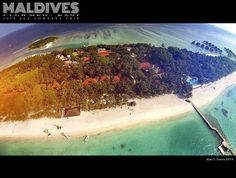 Club Med, Kani, Maldives.Camera : Gopro Hero 3 Black Edition Drone : TBS Discovery FPV Quadcopter with Feiyu tech 3-axis Gimbal City : Male Street : Kani County or State : Maldives Country : Maldives