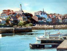 John Pike + watercolors - Bing Images