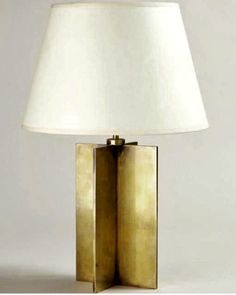 Jean Michel Frank Jean Michel, Digger, Table Lamps, Metal, Gold, Home Decor, Style, Swag, Decoration Home