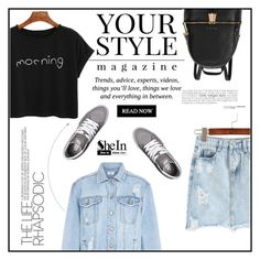 """""""SheIn"""" by aurora-australis ❤ liked on Polyvore featuring Michael Kors, Vans, Pussycat and Sheinside"""
