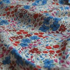 Pima cotton lawn, Liberty, Croft Mill, £12.95/m