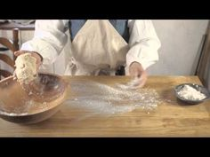 Short Paste Crust - 18th Century Cooking with Jas. Townsend and Son S3E3