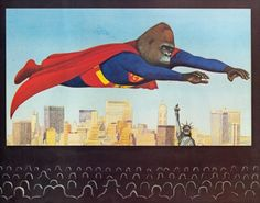 Gorilla : Anthony Browne , Alfred A. Knopf, 1983