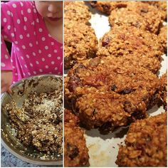Breakfast cookies with cricket flour help you start your day off right. Packed with nutrients, and delicious, these cookies please even your fussiest eaters