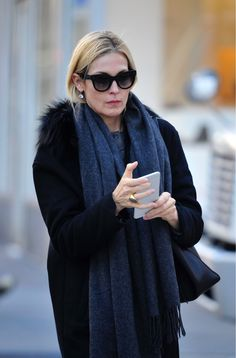 Kelly Rutherford out in LA.