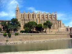 Catedral Palma--Maiorca--espanh
