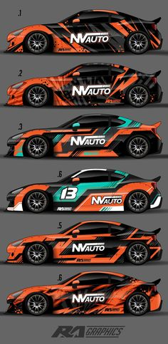 Wrap design by RA Graphics