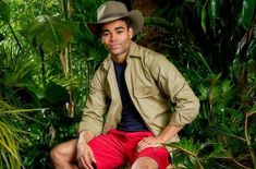 Malique Thompson-Dwyer Bio, Wiki, Age, Daughter, Dating, I'm a Celebrity Uk Tv, Hollyoaks, Biographies, Pink Hair, Military Jacket, Windbreaker, Dating, Daughter, Celebrity