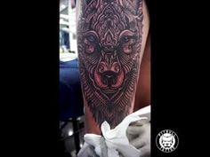 d9b4d68613596 THAILAND TATTOO   WOLF MANDAL   BLACK & GREY   PITBULL INK STUDIO   PATONG  BEACH   PHUKET   ASIA
