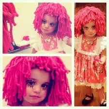 Resultado de imagen para disfraz  casero de muñecas