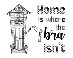 Home is Where the Bra Isn't - Tipsy Scribbles - A picture says a thousand words when wine loosens the tongue