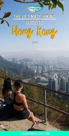hiking is now a popular pass time for Hong Kongese - join the locals and explore the countryside that you didn't know existed in this metropolis!