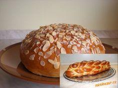 MAZANEC - VÁNOČKA ... luxusní!!!!!!!!!! Bread Recipes, Snack Recipes, Cooking Recipes, Snacks, Czech Recipes, Russian Recipes, Mexican Food Recipes, Sweet Recipes, Easter Lamb