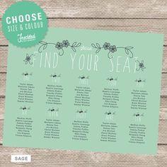Free Wedding Program Templates and Ideas   Team Wedding Blog