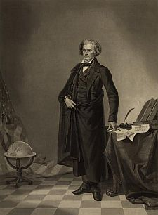 John C. Calhoun was a major face in this time period. Unlike Jackson, Calhoun believed in a strong government and slavery. He ran against Jackson for President, later lost and became his Vice President. He eventually resigned as VP, and entered the United States Congress. Calhoun became a strong voice against the tariff and for nullification.
