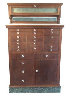 vintage dental cabinet   craigslist finds   Pinterest   Dental ...