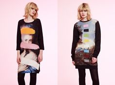 Classical Paintings in Clothes – Fubiz™
