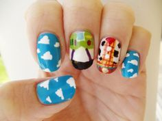Toy story nails
