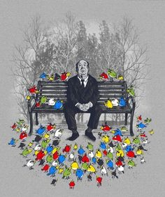 The Birds = Angry Birds