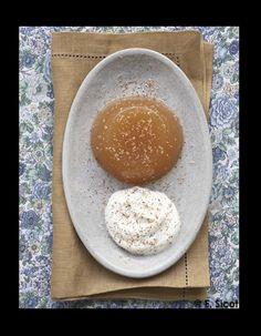 Gelée de pomme à la noix muscade