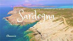 SARDEGNA | SARDINIA | SARDINIEN, Italy | Beautiful Beaches Aerial Drone 4K