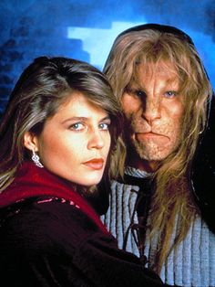 Premise: An inquisitive young assistant district attorney (Linda Hamilton) discovers a wondrous, secret world beneath New York City and falls for the stoic, sweet Vincent (Ron Perlman), that world's beastly protector