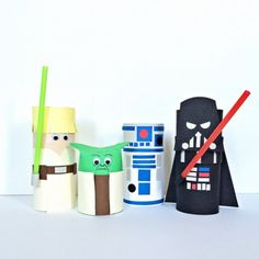 Star Wars Characters Craft