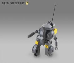 "Ma.K SAFS ""WheelBoy""-2 | by Titolian"