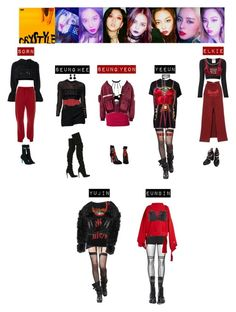 """""""CLC - HOBGOBLIN❤"""" by mabel-2310 on Polyvore featuring Balenciaga, Alexander Wang, Vetements, Kenzo, Moschino, Bordelle, Agent Provocateur, Nasir Mazhar, Dsquared2 and Christian Dior"""