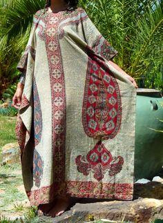 stunning-60s-70s-persian-iran-gypsy-goddess-ethnic-colorful-paisley-tapestry-block-print-bat-wing-cotton-caftan-kaftan-festival-maxi-dress_4.jpg 1,093×1,500 pixels