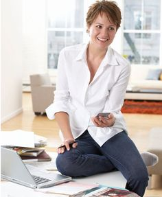If your desk is piled with papers so high that you can barely be seen behind it, it might be time for some spring cleaning Dingy Whites, Good Housekeeping, White Shirts, Cotton Blouses, Declutter, Looking For Women, Whitening, Bleach, Spandex