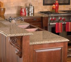 Quartz Kitchen Countertops | ... - Kitchen and bathroom design examples - cambria quartz countertop