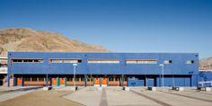 Federico Varela High School / Crisosto Arquitectos Consultores