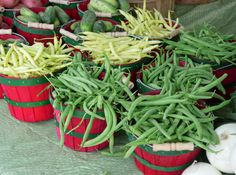 The Stapleton Farmers Market is open every Sunday June through October.