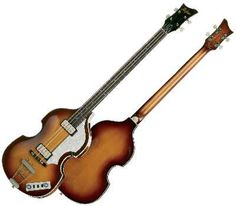 Hofner Contemporary Series HCT500-1 Violin Bass