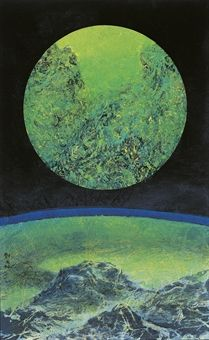 LIU KUO SUNG Wich is Earth