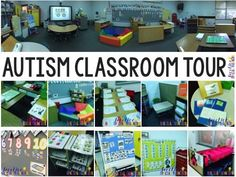 Here's to Another Year: Autism Classroom Tour! (Teaching Special Thinkers)